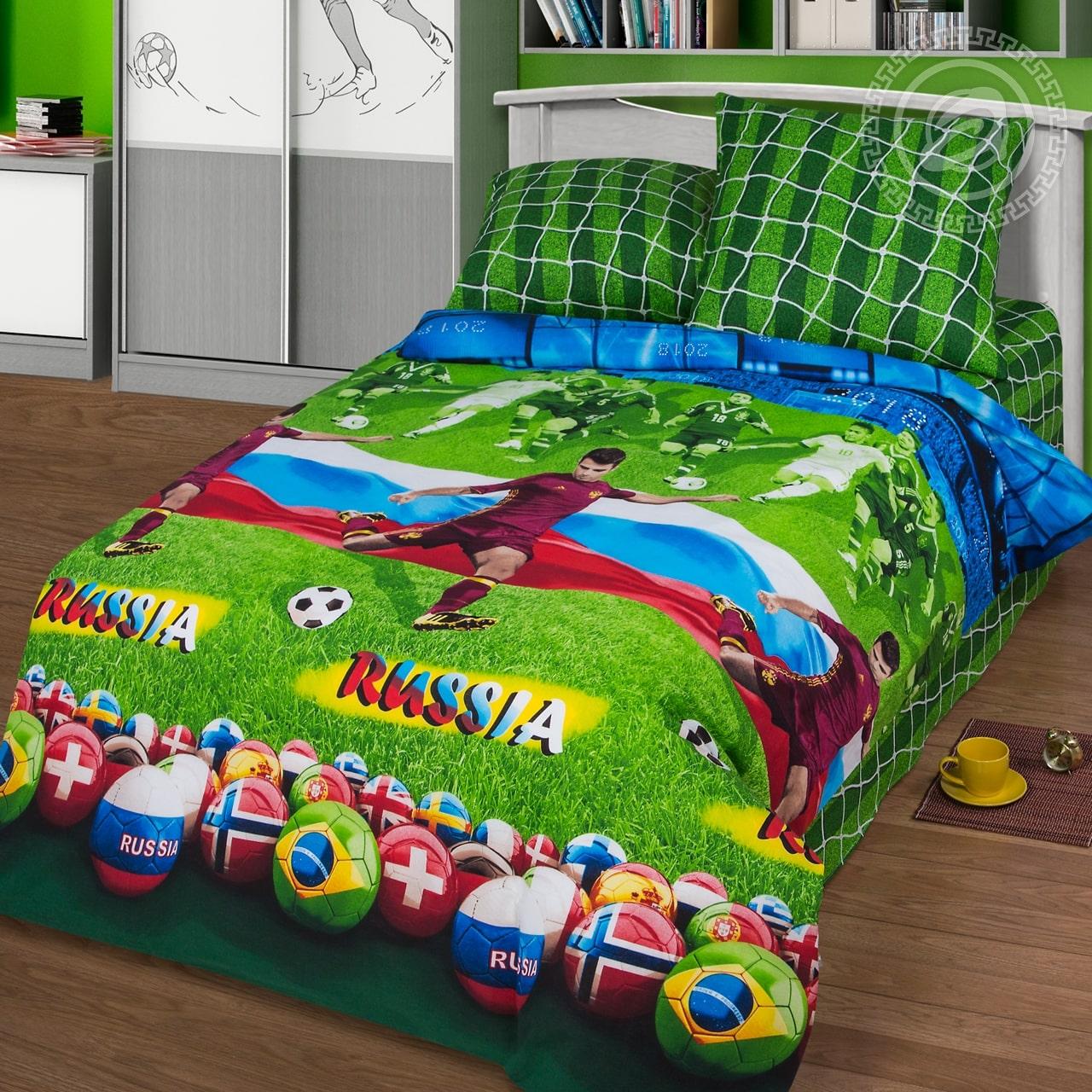 Фото #1: Комплекты постельного белья АРТПОСТЕЛЬ