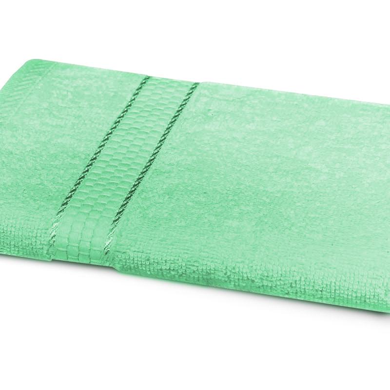 Купить Полотенца Любимый дом, Полотенце Colette Цвет: Ярко-Зеленый(33х70 см), Россия, Махра