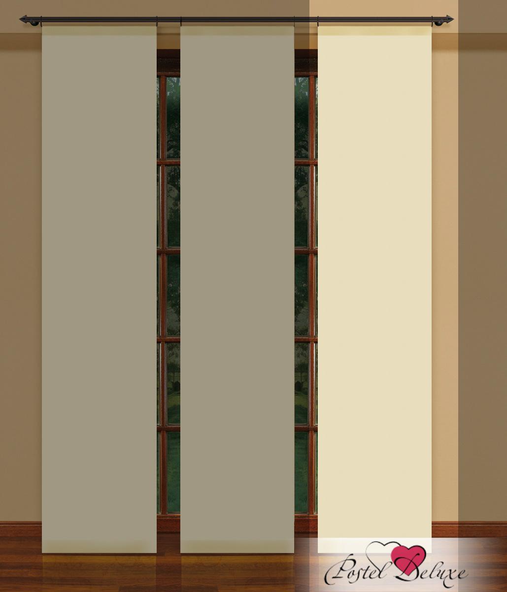 Купить Шторы Haft, Японские шторы Hadise Цвет: Кремовый, Польша, Тюль