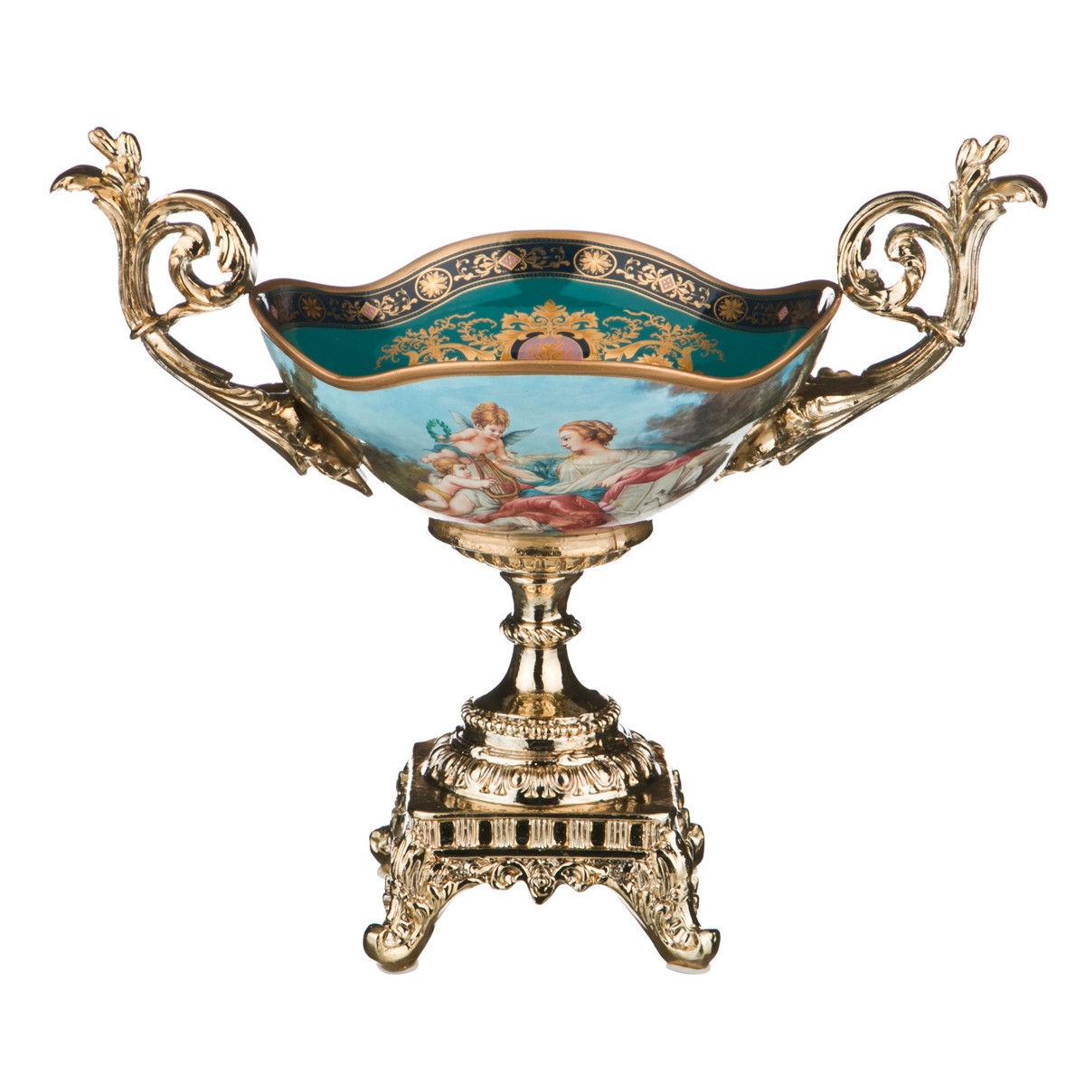 Вазы Lefard Ваза Meade (20х27х33 см) lefard ваза emmy 60 см