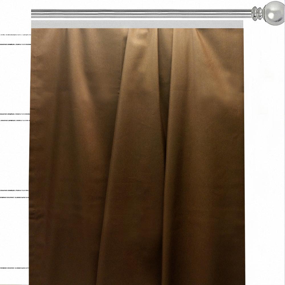 Купить Шторы Apolena, Классические шторы Кофе, Россия-Турция, Портьерная ткань