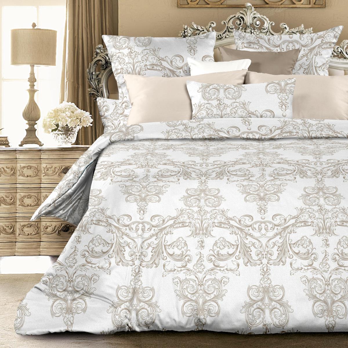 Комплекты постельного белья Унисон Постельное белье Лоренцо (1,5 спал.) постельное белье унисон постельное белье реми 2 спал