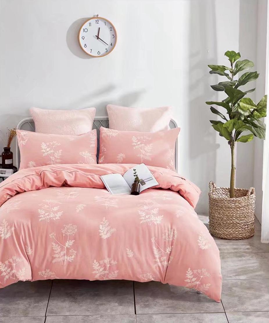 Купить Комплекты постельного белья Tango, Постельное белье Coleman (2 сп. евро), Китай, Розовый, Хлопковый сатин