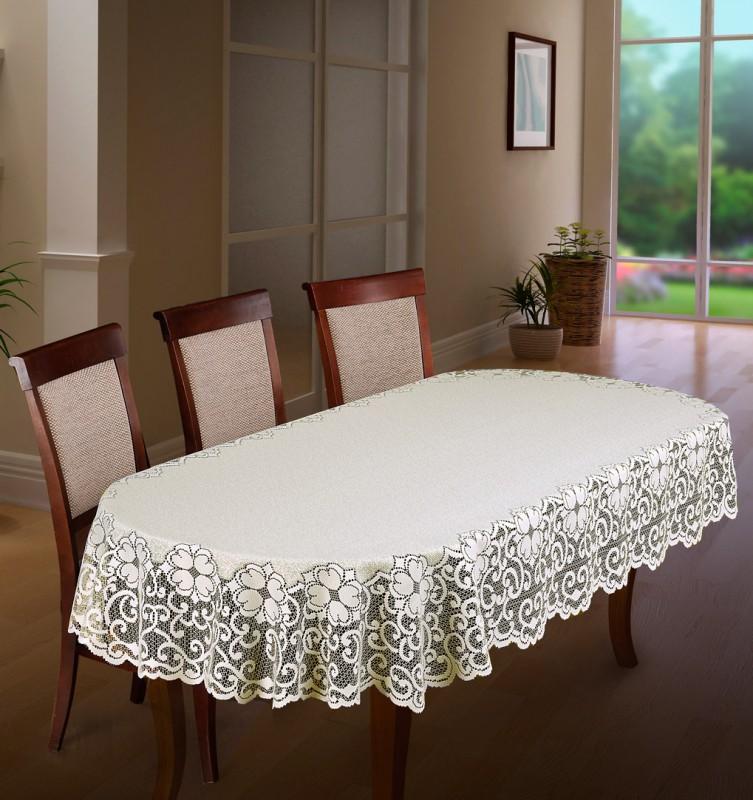 Скатерть Alvred Цвет: Кремовый (140х220 см)