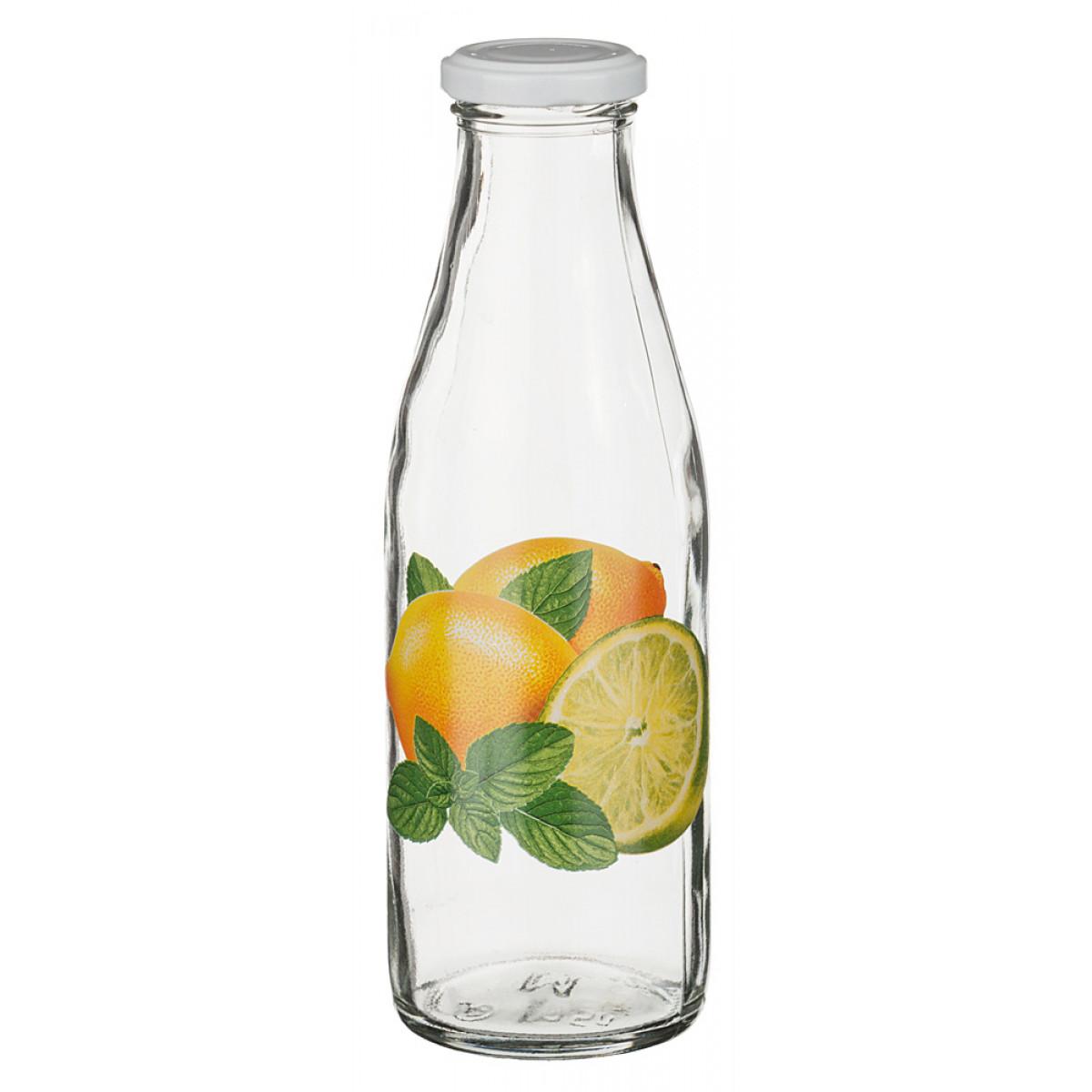 Хранение продуктов Pasabahce Бутылка Лимоны(500 мл) бутылка для масла pasabahce 0 75 л