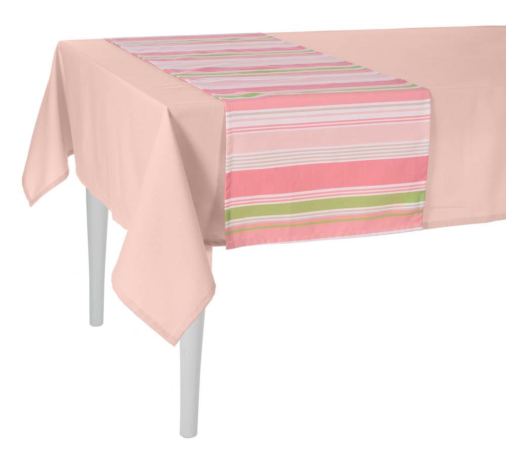 Купить Скатерти и салфетки Apolena, Дорожка на стол Flamingo Line (40х140 см), Россия-Турция, Поликоттон