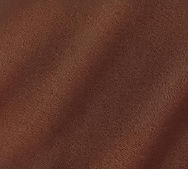 Простыня на резинке Tanzy Цвет: Коньячный (90х200)
