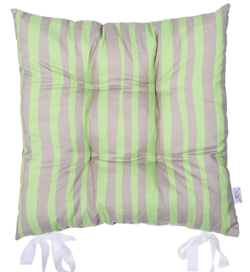 Купить Декоративные подушки Apolena, Подушка на стул Olive Fest (40х40), Россия-Турция, Поликоттон