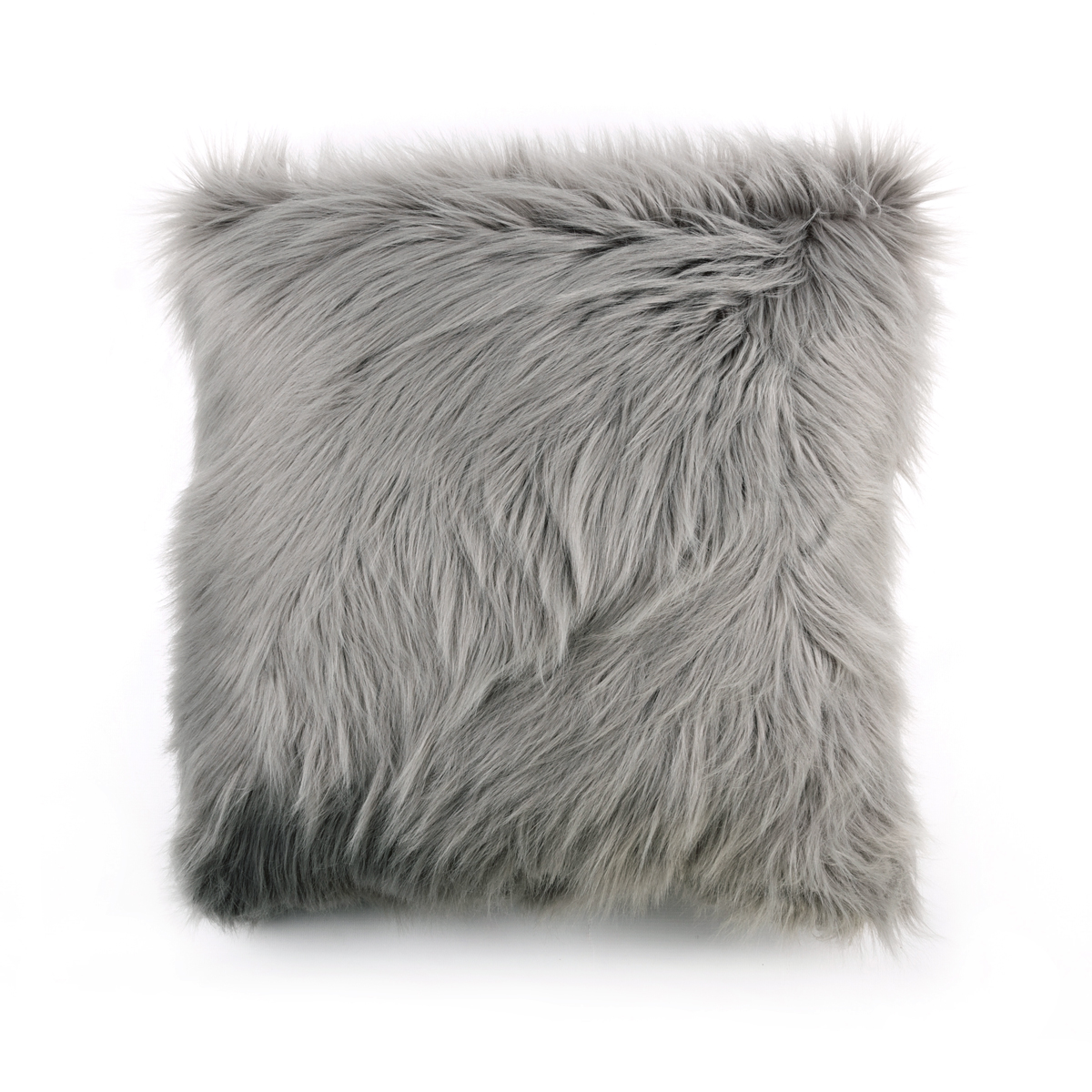 Купить Декоративные подушки Arya, Декоративная наволочка Van Цвет: Серый (45х45 см), Турция, Полиэстер