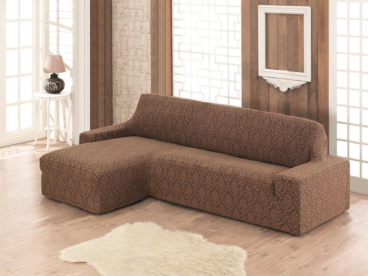 Чехол для мебели Milano Цвет: Коричневый (Трехместный)