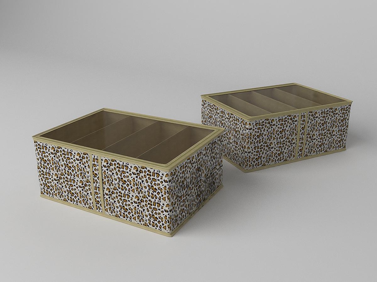 Органайзеры и кофры CoFreT Кофр для обуви Сафари (20х34х48 см)