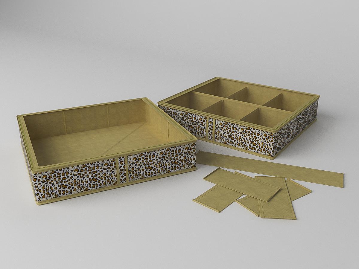 Органайзеры и кофры CoFreT  для обуви Сафари (12х52х56 см)