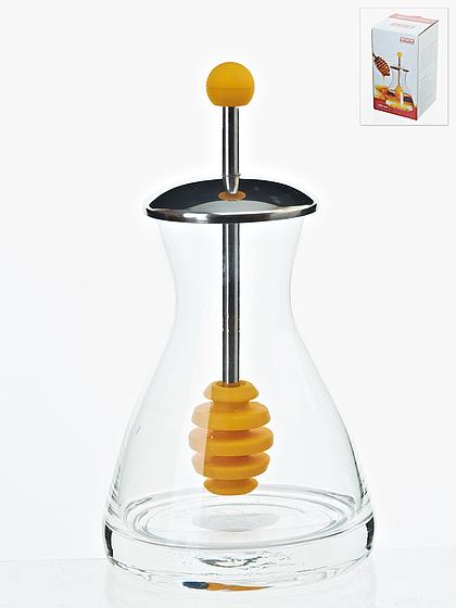 Хранение продуктов Best Home Kitchen Банка для меда Vic (9х17 см) стоимость