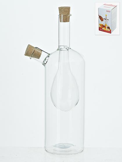 Хранение продуктов Best Home Kitchen Бутылка для масла и уксуса Katey (6х9х22 см)