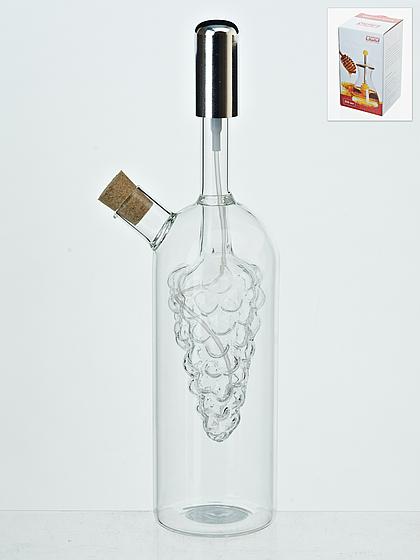 Хранение продуктов Best Home Kitchen Бутылка для масла и уксуса Rebekah (6х9х24 см)