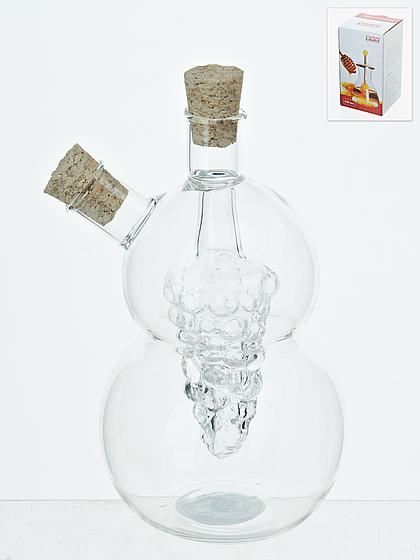 Хранение продуктов Best Home Kitchen Бутылка для масла и уксуса Jacqueline (8х10х15 см) емкости для масла и уксуса dekok дозатор для масла и уксуса