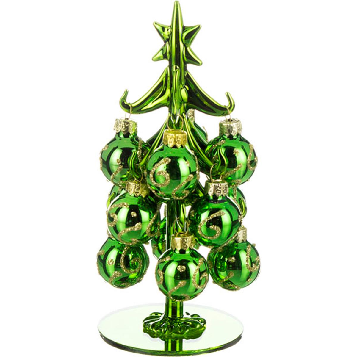 Подарочная упаковка Lefard Елочка Shaye (15 см) lefard сувенир indiana 15 см