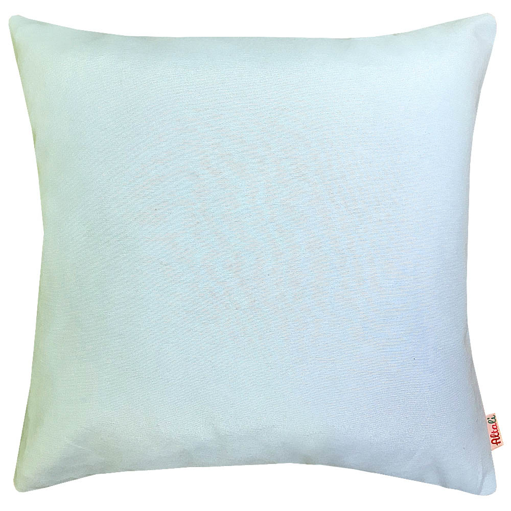 Купить Декоративные подушки Altali, Декоративная наволочка Blue Ceilo (43х43 см), Россия-Испания, Поликоттон