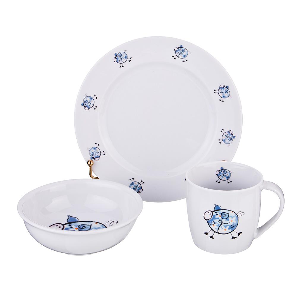 Набор посуды Caelan (300 мл) DUBI dbi379699