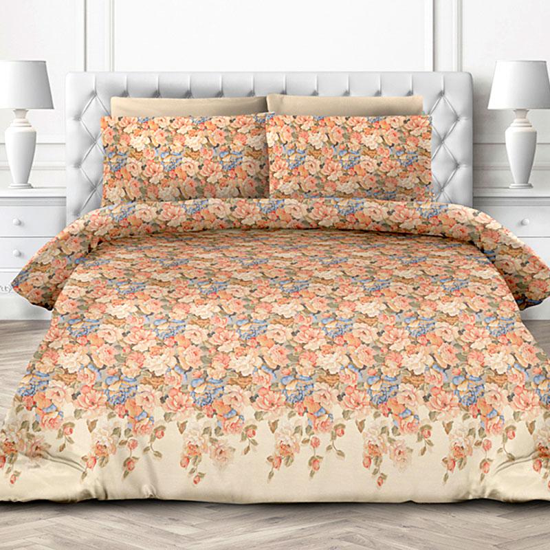Комплекты постельного белья Любимый дом Постельное белье Прикосновение (2 спал.) цена