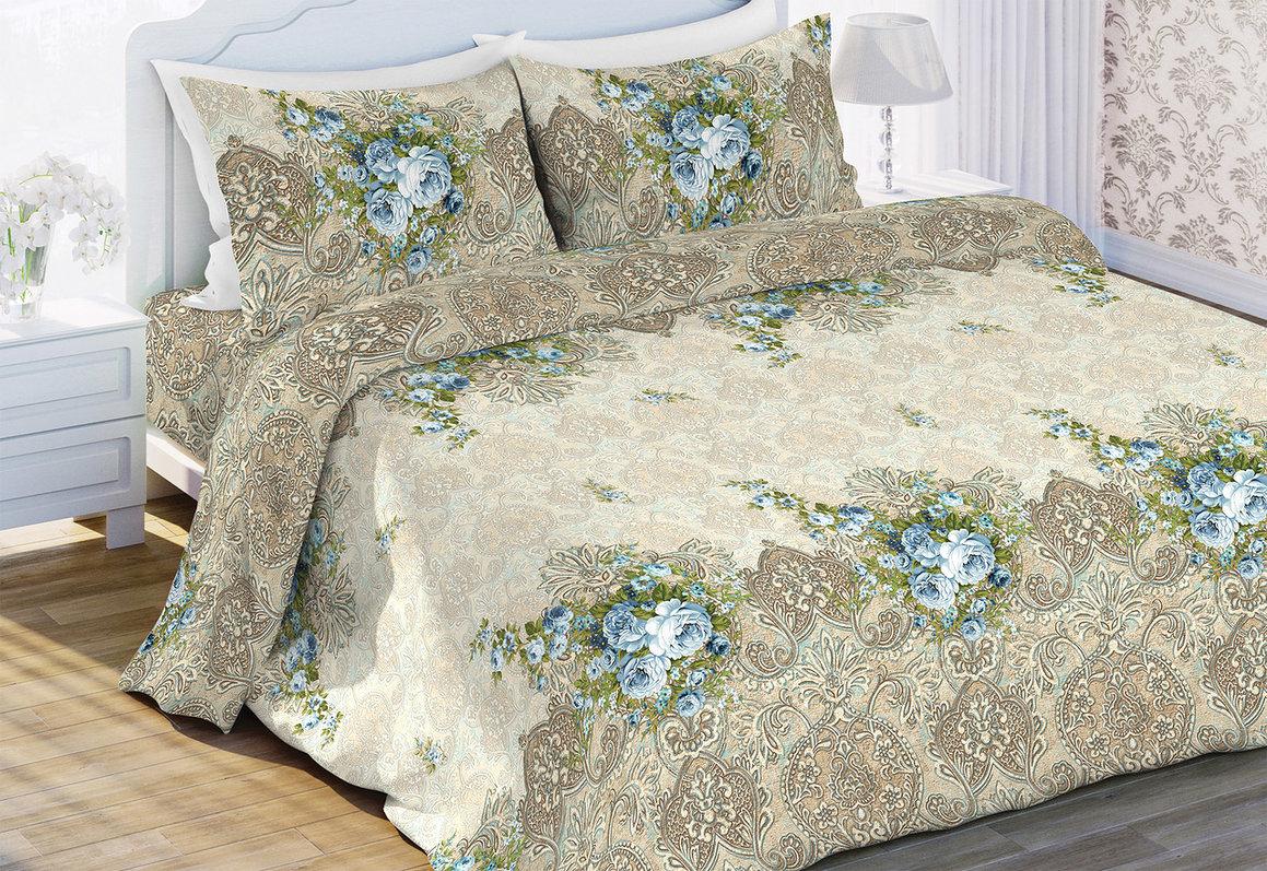 Комплекты постельного белья Любимый дом Постельное белье Александрия (2 спал.) цена