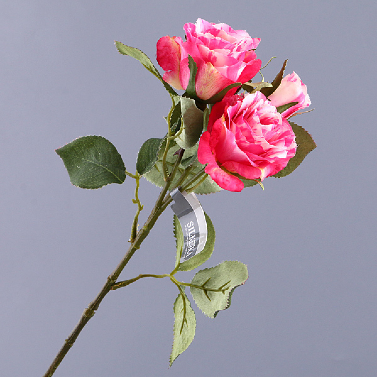 Искусственные растения SILK-KA Искусственный цветок Zephaniah (38 см) napoleon искусственный цветок lettie 6х8х15 см