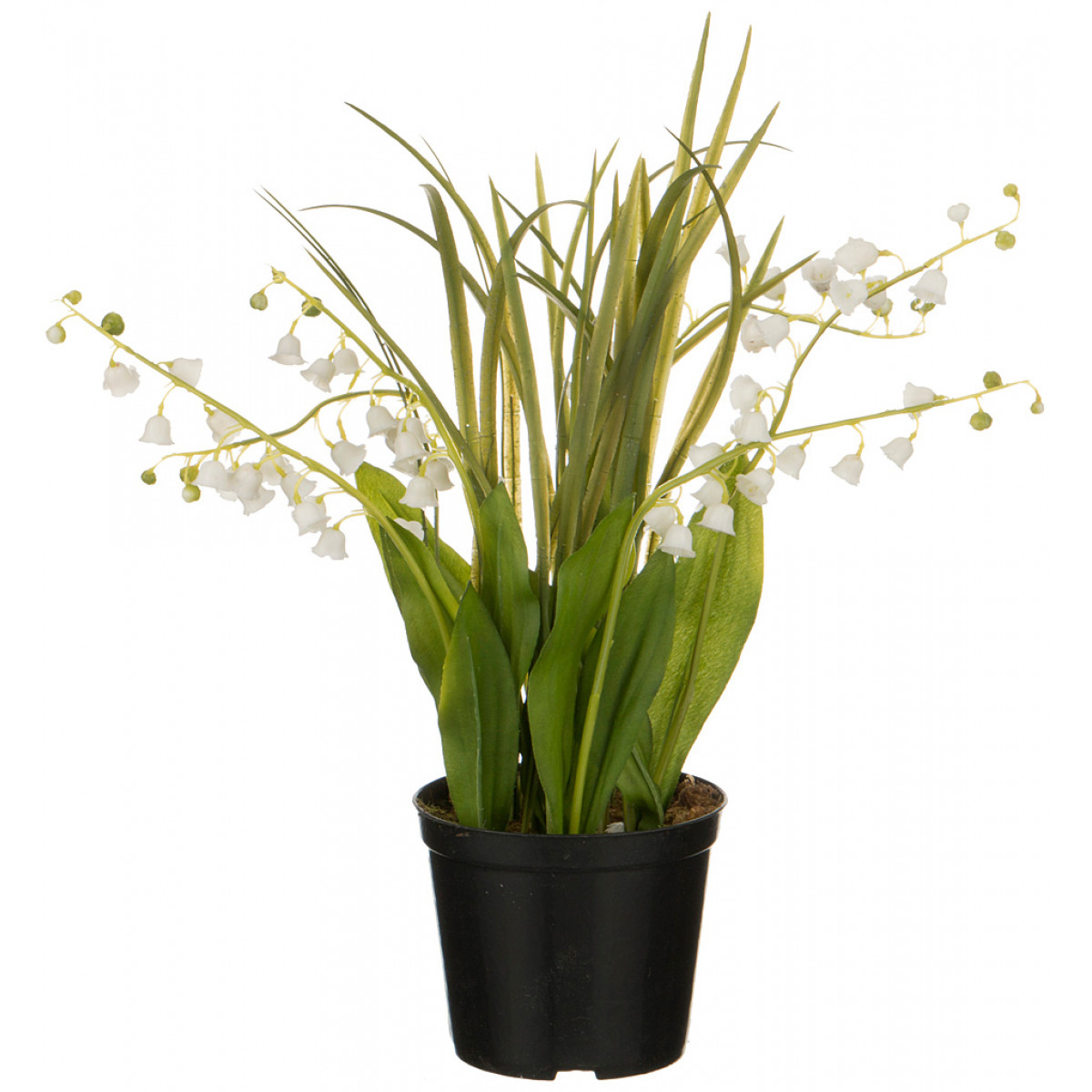 Искусственные растения SILK-KA Искусственный цветок Delroy (34 см) napoleon искусственный цветок lettie 6х8х15 см