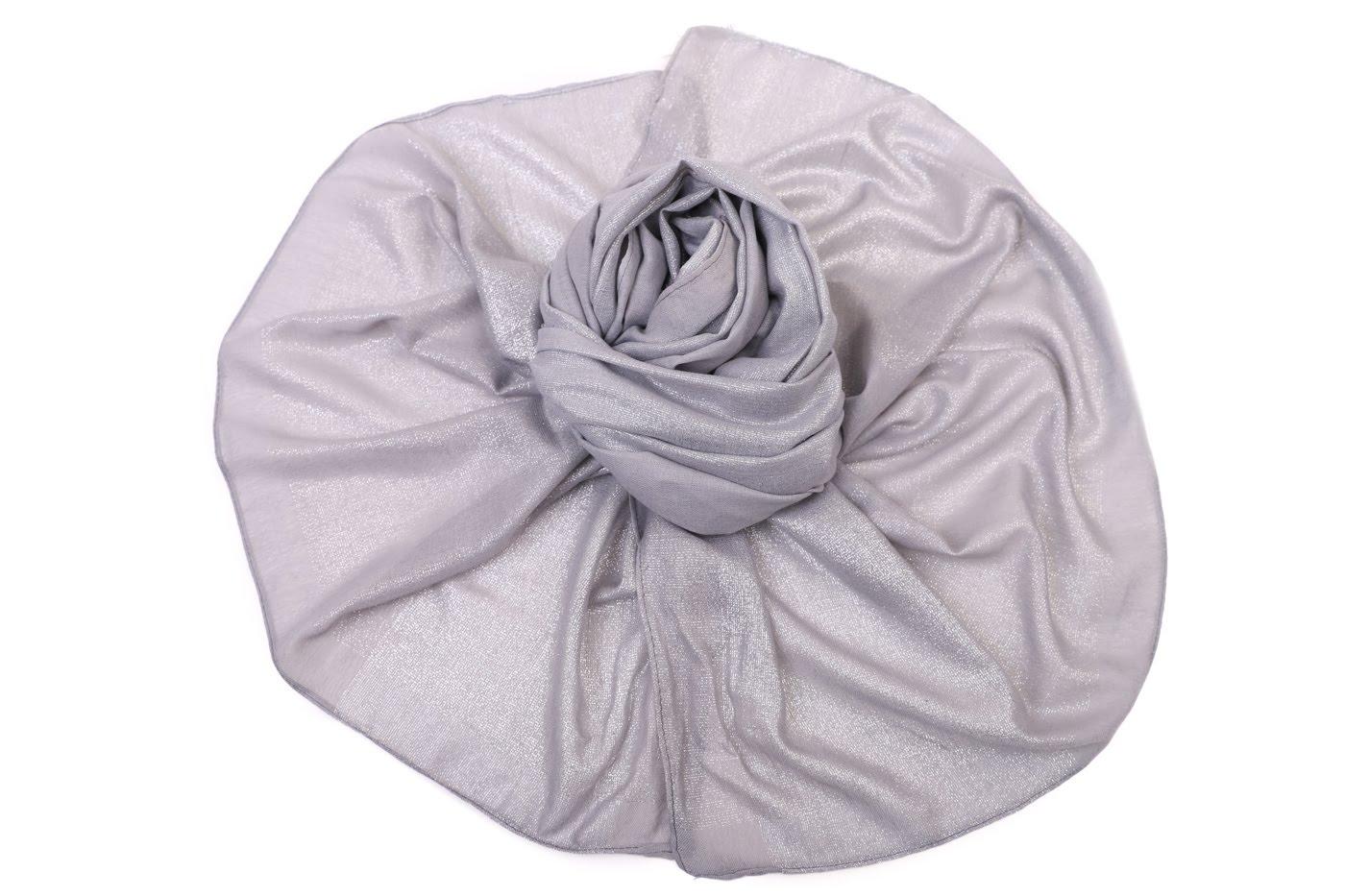 Накидка-палантин Kiera Цвет: Серый (100х180 см) фото