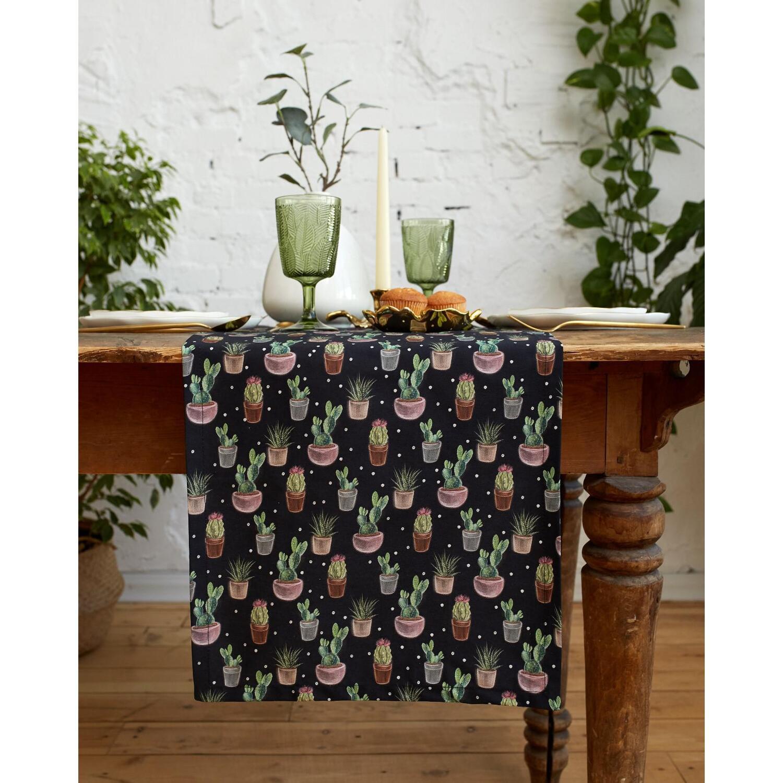 Дорожка на стол Succulents (40х149 см)