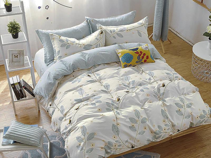 Купить Комплекты постельного белья Mioletto, Постельное белье Serenad (семейное), Китай, Хлопковый сатин