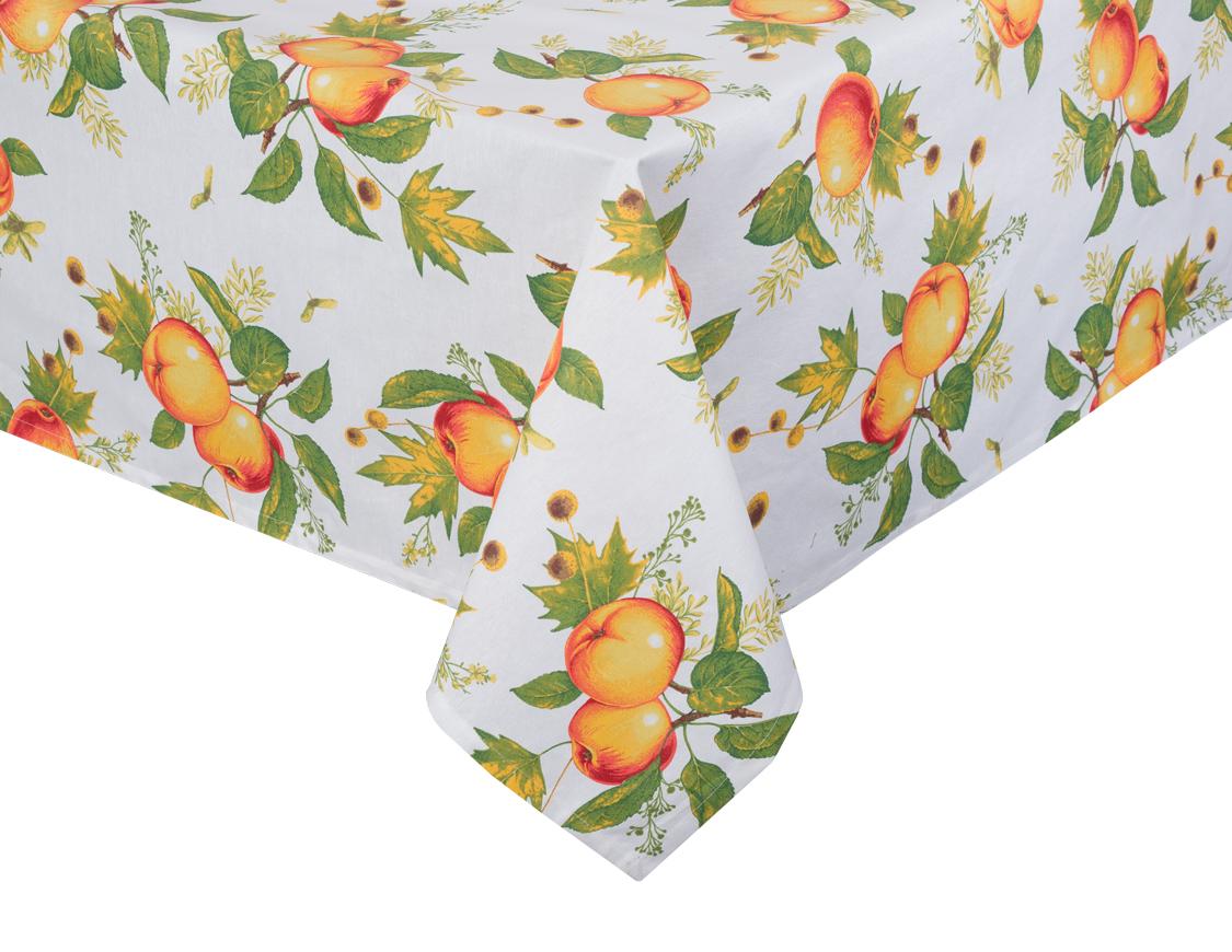 Скатерть Яблоневый цвет (110х140 см)