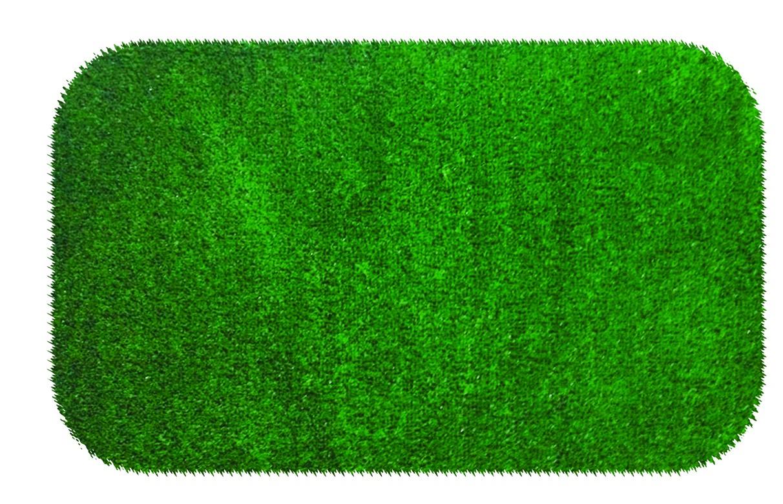 Ковры и ковровые дорожки SunStep Коврик трава Цвет: Зеленый(60х80 см) коврик домашний sunstep цвет синий 140 х 200 х 4 см