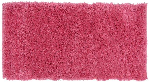 Ковры и ковровые дорожки SunStep Коврик Fuzzy Цвет: Розовый (60х110 см) коврик домашний sunstep цвет кремовый 120 х 170 х 4 см