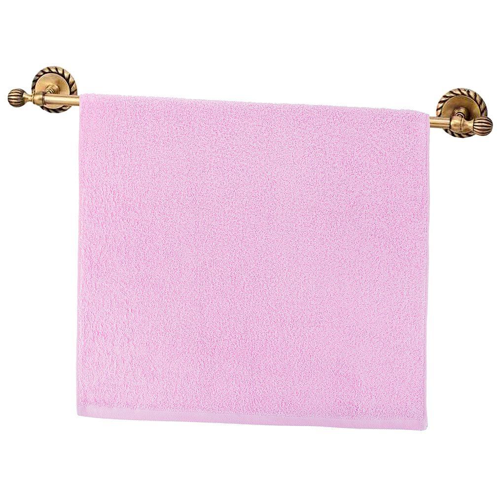 Купить Полотенца Santalino, Полотенце Chonsie Цвет: Розовый (50х90 см), Россия, Махра