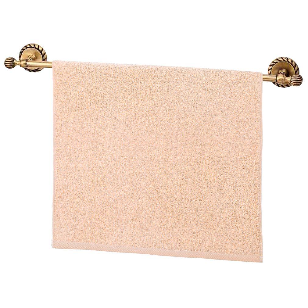 Купить Полотенца Santalino, Полотенце Albino Цвет: Персиковый (50х90 см), Китай, Махра