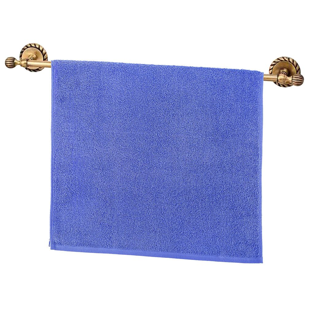 Купить Полотенца Santalino, Полотенце Yesenia Цвет: Голубой (50х90 см), Китай, Синий, Махра