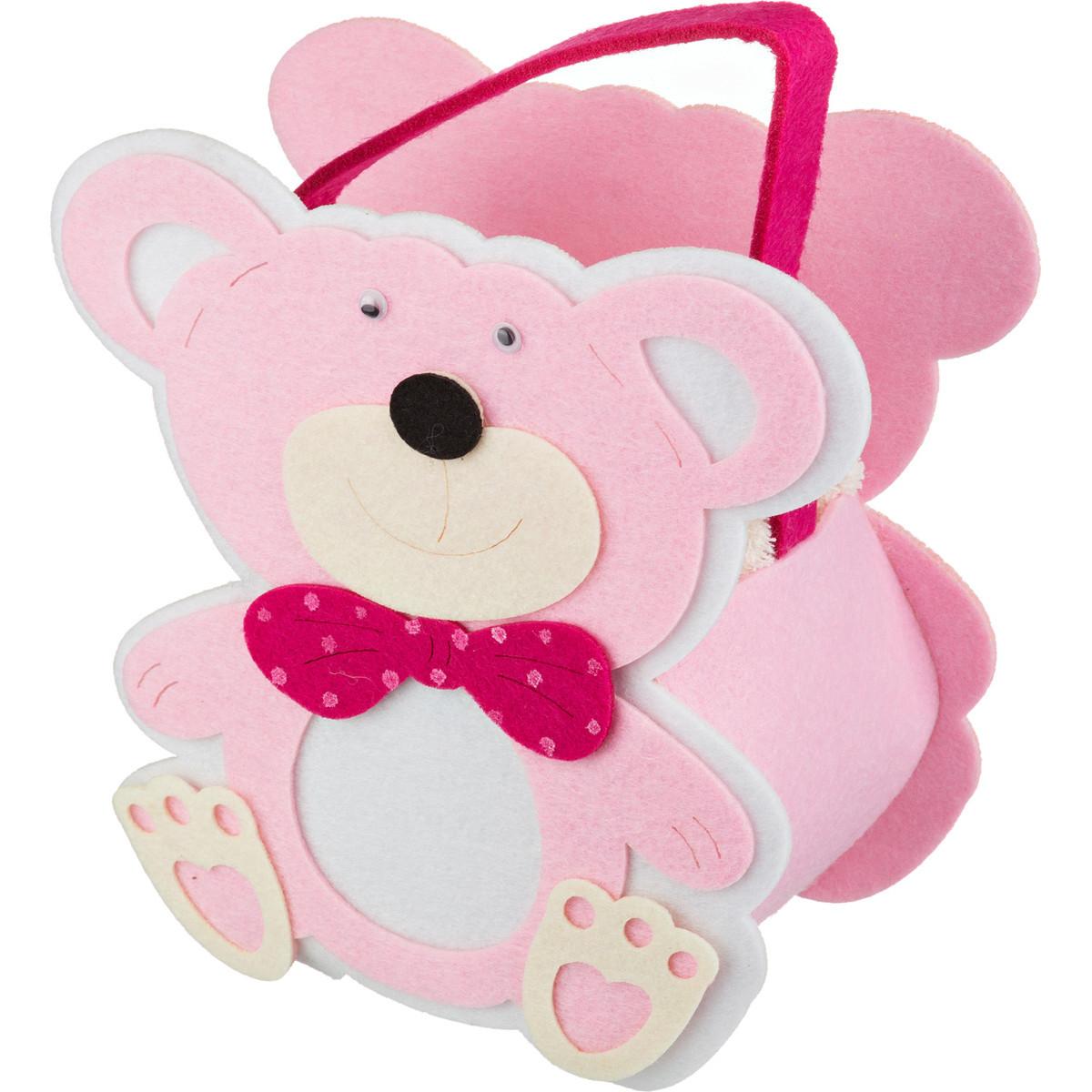 Купить Полотенца Santalino, Детское полотенце Brandie (50х90 см), Россия, Розовый, Махра