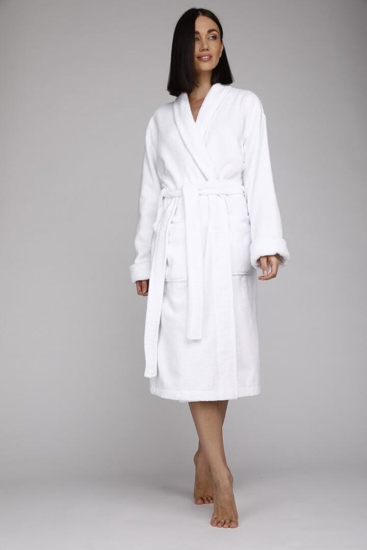 Банный халат Power Цвет: Белый (S) EvaTeks etx714152