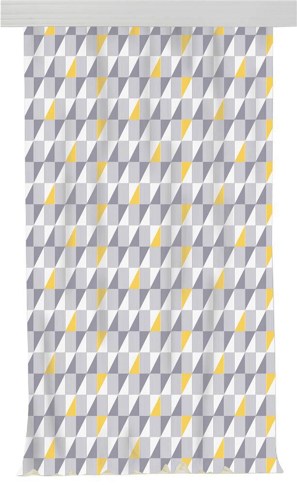 Купить Шторы Apolena, Классические шторы Modern Living, Россия-Турция, Портьерная ткань