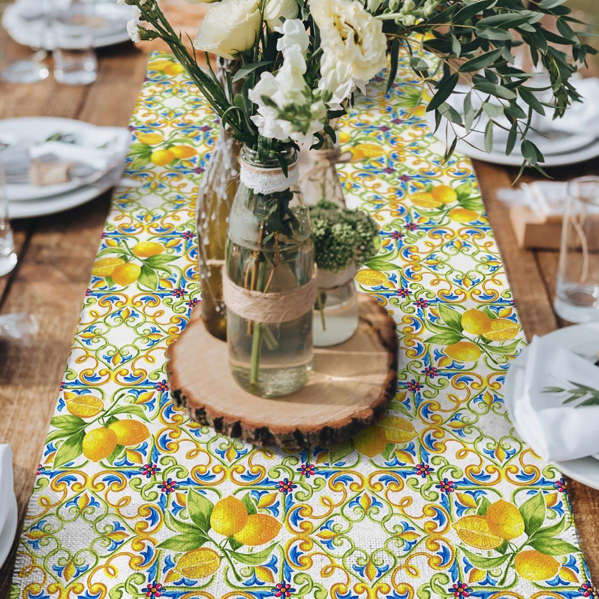Дорожка на стол Lemonade (50х145 см)