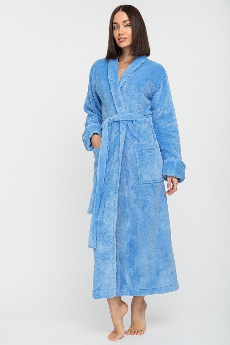 Банный халат Tendre Цвет: Голубой (L) Peche Monnaie pmn714171