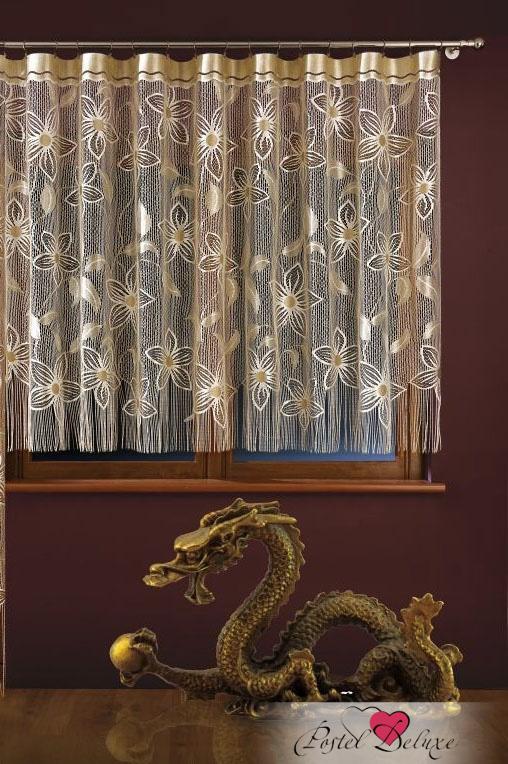 Купить Шторы Wisan, Классические шторы Rosanna Цвет: Кремово-Золотистый, Польша, Золотистый, Кремовый, Тюль