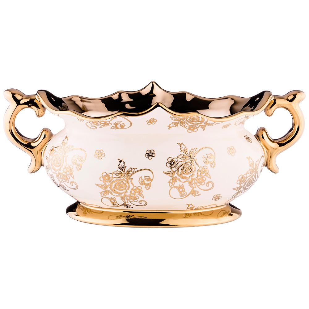 Вазы Lefard Чаша Декоративная Mosaic (38х17х17 см) чаша декоративная franco 316 1053
