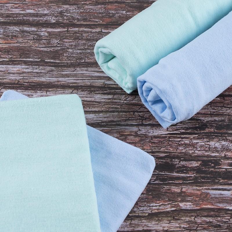 Детские пеленки Merrill Цвет: Голубой, Фисташковый (75х120 - 4 шт)
