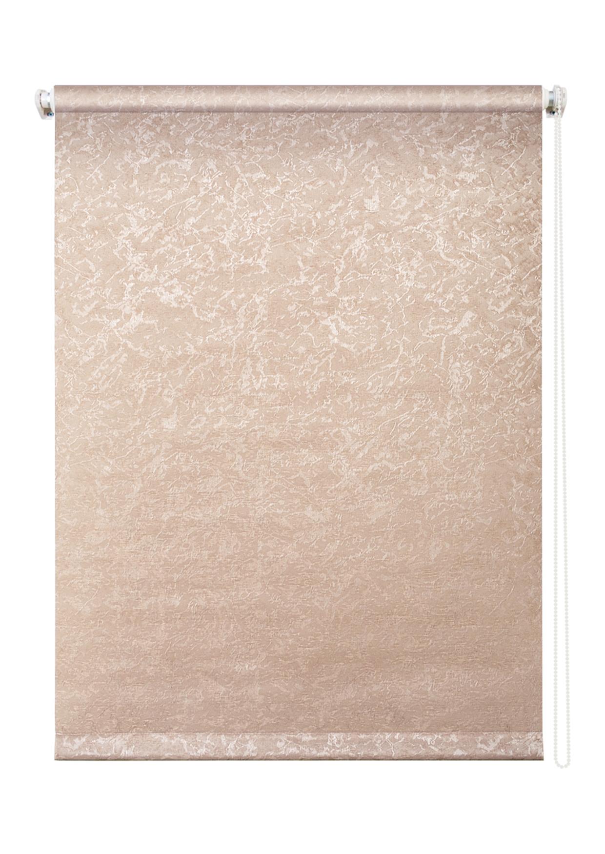 Рулонные шторы Mandi Цвет: Миндаль фото