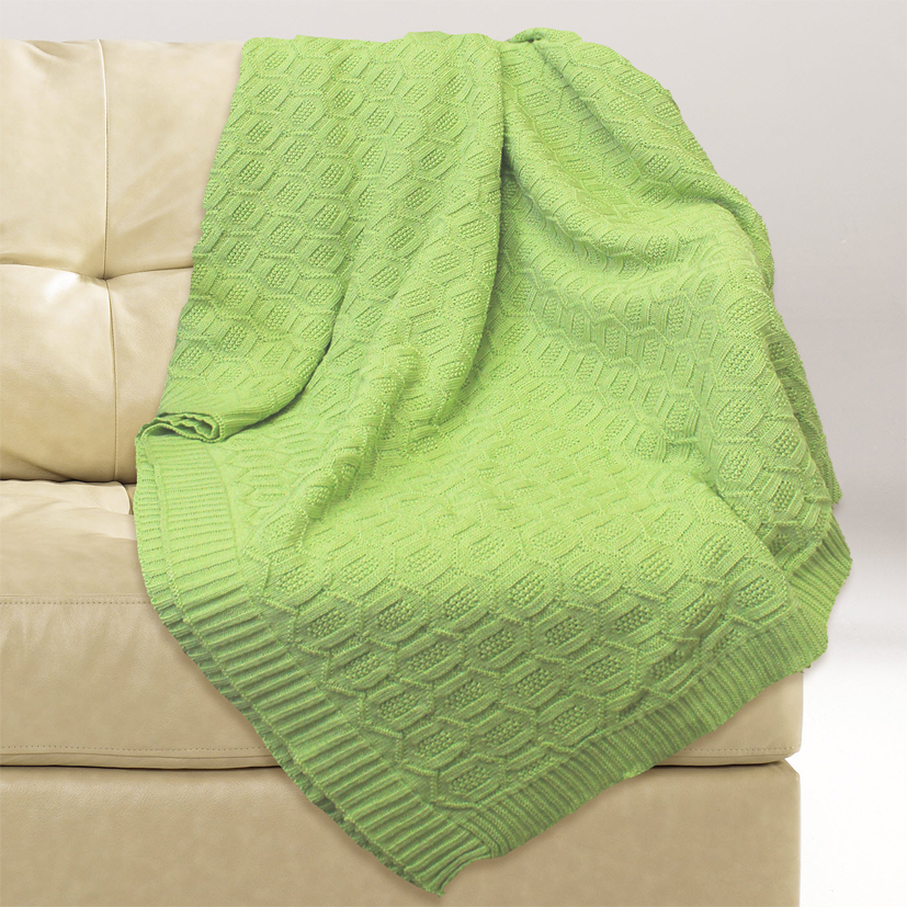 Пледы и покрывала Amore Mio Плед Xylia Цвет: Зеленый (130х160 см) плед amore mio delicacy 150 х 200 см