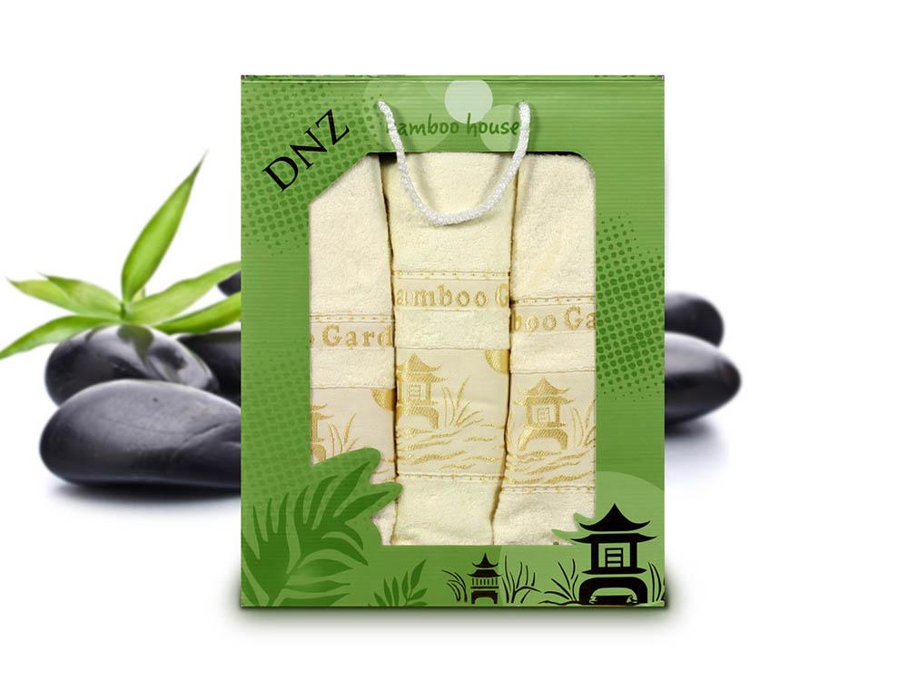 Полотенца Gulcan Полотенце Bamboo (Набор)