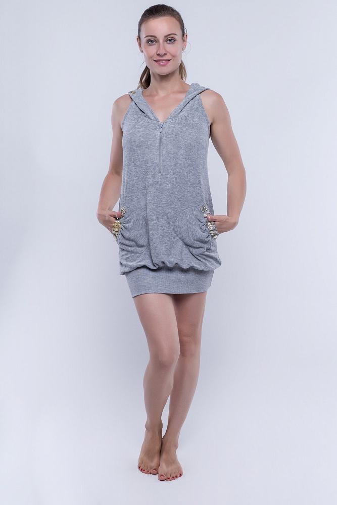 Туника Bluebell Цвет: Серый (44).