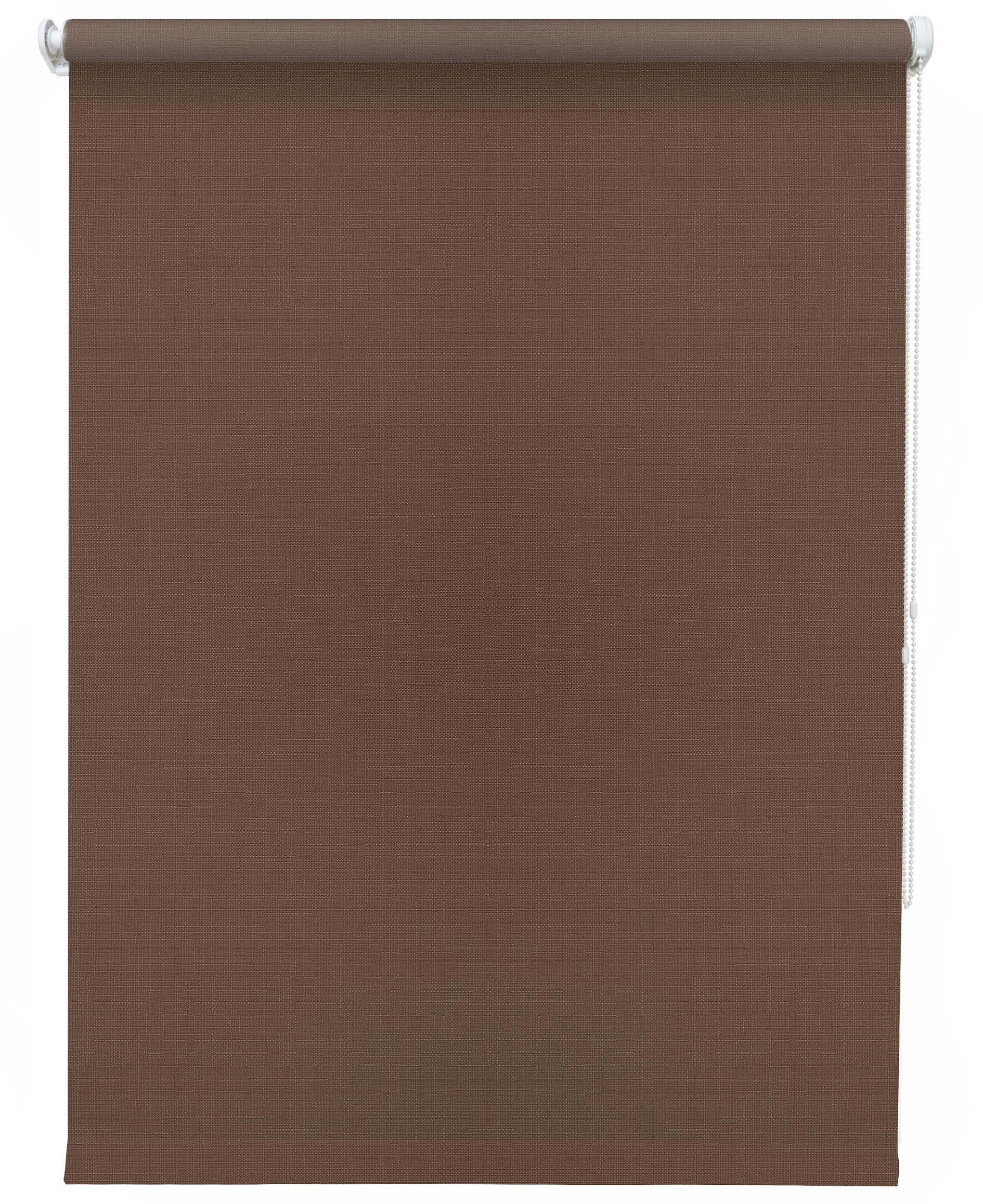 Рулонные шторы Dorean Цвет: Шоколад