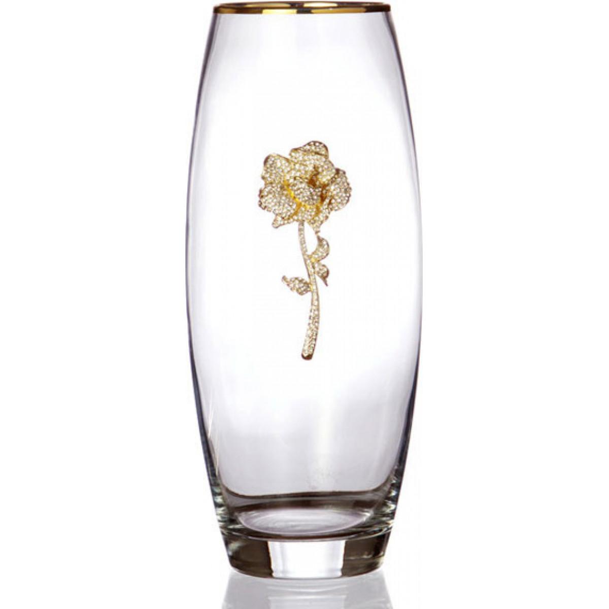 Вазы Arti-M Ваза Mollie (26 см) вазы arti m ваза mosaic 12х38 см
